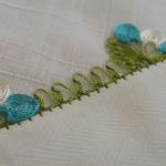 İğne Oyası Keloğlan Kelebek Modeli Yapılışı