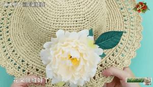 Kağıt İpten Anlatımlı Şapka Yapımı 3