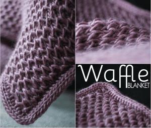 Waffle Battaniye Yapımı Şiş İle