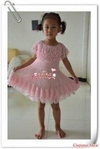 5 Farklı Modelde Kız Çocuk Elbise Yapımı 11