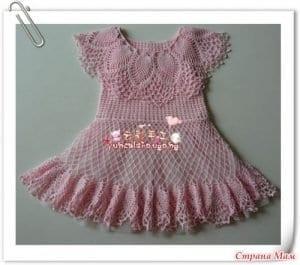 5 Farklı Modelde Kız Çocuk Elbise Yapımı 13