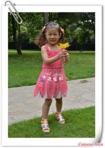 5 Farklı Modelde Kız Çocuk Elbise Yapımı