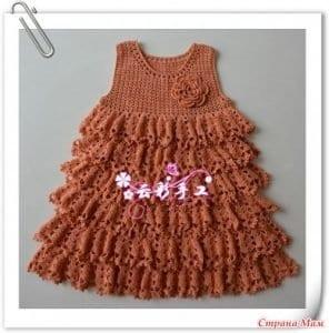 5 Farklı Modelde Kız Çocuk Elbise Yapımı 4