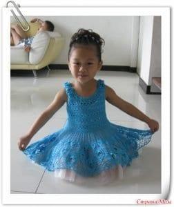 5 Farklı Modelde Kız Çocuk Elbise Yapımı 6