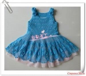 5 Farklı Modelde Kız Çocuk Elbise Yapımı 7