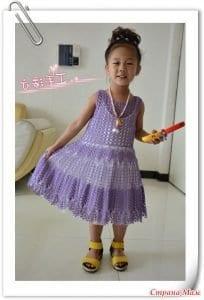 5 Farklı Modelde Kız Çocuk Elbise Yapımı 8
