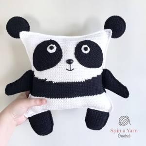 Amigurumi Panda Tarifi 6