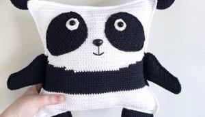 Amigurumi Panda Tarifi 7