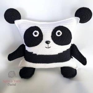 Amigurumi Panda Tarifi 8