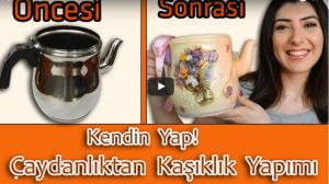 Çaydanlık Boyama
