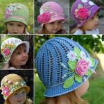 Çocuk Şapka Modeli Açıklamalı 2