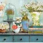 Dekupaj için Çiçek Resimleri 99