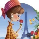 Dekupaj için Çiçek Resimleri 107
