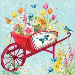 Dekupaj için Çiçek Resimleri
