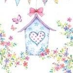Dekupaj için Çiçek Resimleri 12