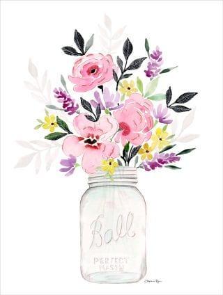 Dekupaj için Çiçek Resimleri 140