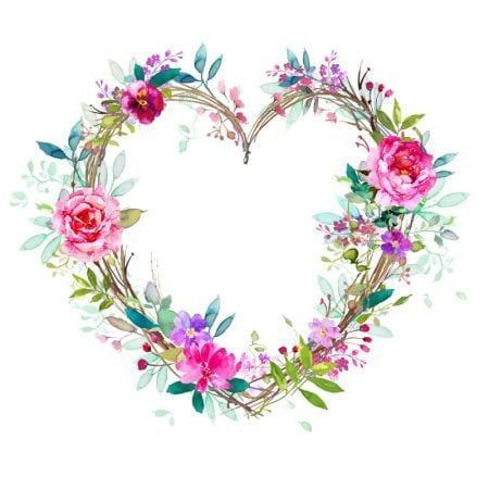 Dekupaj için Çiçek Resimleri 24