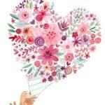 Dekupaj için Çiçek Resimleri 47