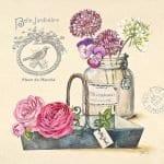 Dekupaj için Çiçek Resimleri 53