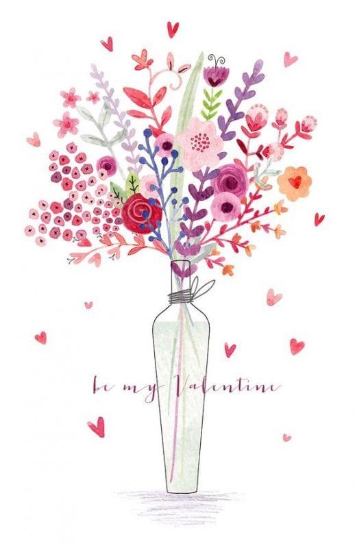 Dekupaj için Çiçek Resimleri 75