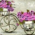 Dekupaj için Çiçek Resimleri 80