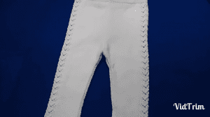 El Örgü Bebek Pantolonu