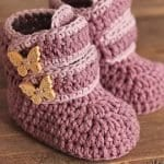 En Güzel Bebek Patikleri 85