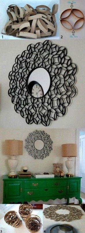 Evde Yapılabilecek Dekorasyon Fikirleri 54