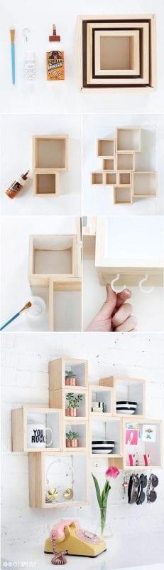 Evde Yapılabilecek Dekorasyon Fikirleri 64