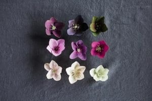 Grapon Kağıdı ile Çiçek Yapımı 18