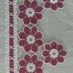 Havlu Kenarı Modelleri Resimli 108