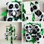 Keçe Panda Yapımı 22