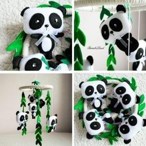Keçe Panda Yapımı