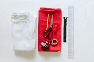 Kumaş Pantolon Nasıl Kesilir? 6