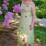 Nakışlı Elbise Nasıl Yapılır? 7