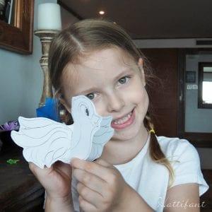 Okul Öncesi Sanat Etkinliği Kağıt İşleri