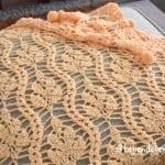 Tığ İşi Bebek Battaniyesi Örgü Modelleri Anlatımlı 6
