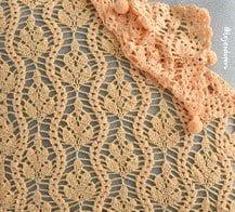 Tığ İşi Bebek Battaniyesi Örgü Modelleri Anlatımlı 7