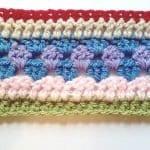 Tığ İşi Renkli Battaniye Nasıl Yapılır? 10
