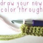 Tığ İşi Renkli Battaniye Nasıl Yapılır? 2