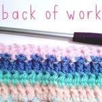 Tığ İşi Renkli Battaniye Nasıl Yapılır? 33
