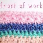 Tığ İşi Renkli Battaniye Nasıl Yapılır? 38