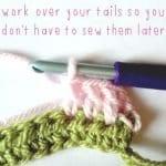 Tığ İşi Renkli Battaniye Nasıl Yapılır? 3