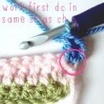 Tığ İşi Renkli Battaniye Nasıl Yapılır? 4