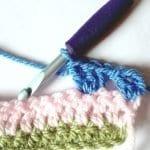 Tığ İşi Renkli Battaniye Nasıl Yapılır? 5