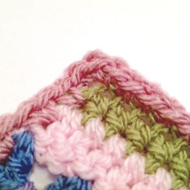 Tığ İşi Renkli Battaniye Nasıl Yapılır? 92
