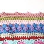 Tığ İşi Renkli Battaniye Nasıl Yapılır? 98