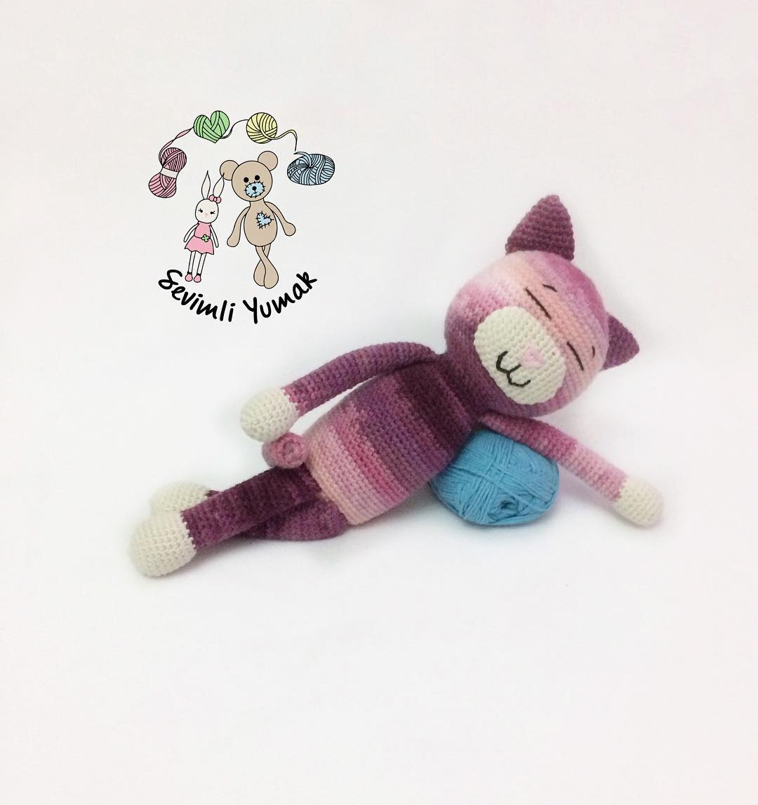 Amigurumi Büyük Boy Kedi Yapımı Tarifi - Mimuu.com | 1147x1080
