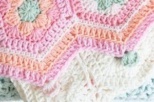Bebek Battaniye Örgü 9