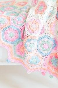Bebek Battaniye Örgü